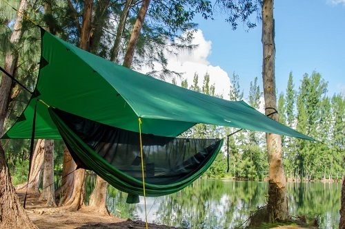 Hennessy Hammock - Jungle Safari Zip & Hennessy Hammock - Jungle Safari Zip | BirrenCo.com