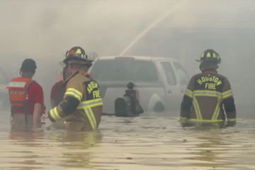 Hurricane Harvey Outdoors Industry Relief Efforts